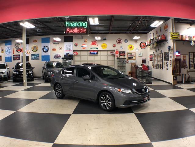 2015 Honda Civic Sedan EX AUT0 A/C SUNROOF BACKUP CAMERA BLUETOOTH 87K