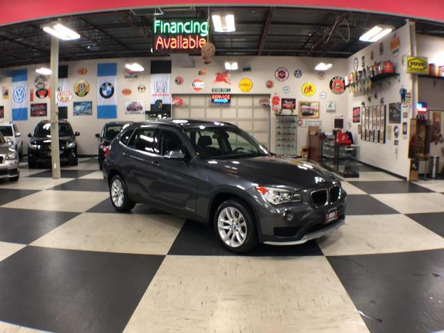 2015 BMW X1 XDRIVE AUT0 AWD LEATHER PANO/ROOF P/SEAT 83K