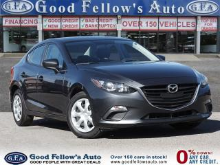 Used 2015 Mazda MAZDA3 GX MODEL, 4CYL 2.0L, COMFORT PACKAGE, SKYACTIV for sale in Toronto, ON