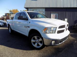 Used 2014 RAM 1500 ***ECO DIESEL,4X4,QUADCAB,A/C,MAGS*** for sale in Longueuil, QC