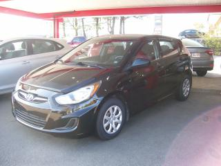 Used 2013 Hyundai Accent GL for sale in Saint John, NB