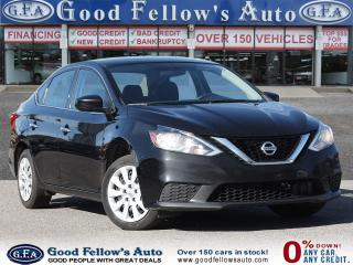 Used 2018 Nissan Sentra SV MODEL, REARVIEW CAMERA, HEATED SEATS, 1.8 L for sale in Toronto, ON