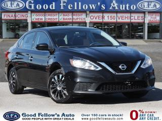 Used 2017 Nissan Sentra SV MODEL, REARVIEW CAMERA, HEATED SEATS, 1.8 L for sale in Toronto, ON