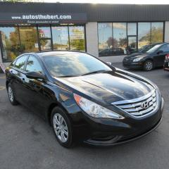 Used 2011 Hyundai Sonata GL for sale in St-Hubert, QC