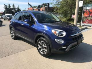 Used 2016 Fiat 500X AWD,TREKKING,SAFETY+3YEARS WARRANTY INCLUDED for sale in Toronto, ON