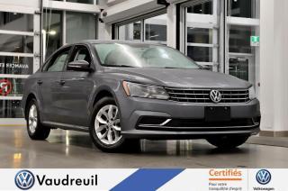 Used 2018 Volkswagen Passat Trendline+ * APP-CONNECT * 16 POUCES for sale in Vaudreuil-Dorion, QC
