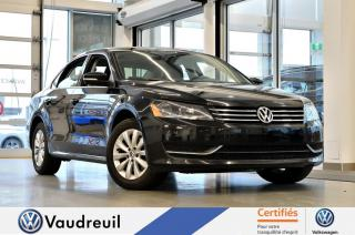 Used 2015 Volkswagen Passat 1.8 TSI Trendline * BANCS CHAUFFANTS * B for sale in Vaudreuil-Dorion, QC