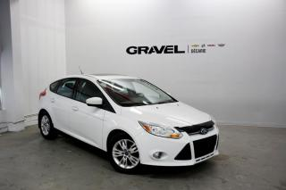 Used 2012 Ford Focus Hayon 5 portes SE for sale in Montréal, QC