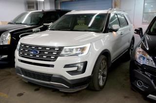 Used 2016 Ford Explorer 4 RM, 4 portes, Limited for sale in Montréal, QC