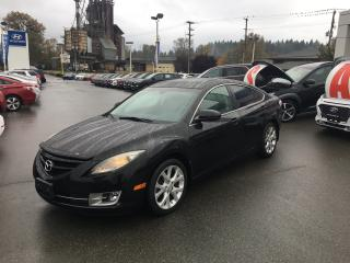 Used 2009 Mazda MAZDA6 GT for sale in Duncan, BC