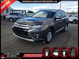 Used 2016 Mitsubishi Outlander SE AWC 7 PASSAGERS CAPACITE 3500 LBS for sale in Blainville, QC