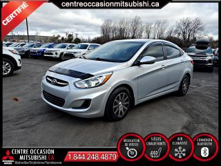 Used 2016 Hyundai Accent GL CLIMATISATION + GROUPE ELECTRIQUE for sale in Blainville, QC