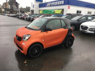 Used 2016 Smart fortwo PASSION for sale in Duncan, BC