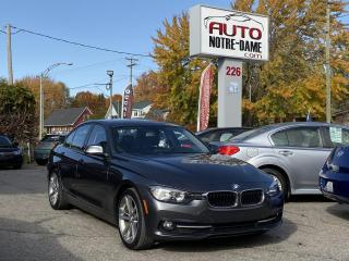 Used 2016 BMW 3 Series 320i xDrive Sportline Toit Ouvrant Jant for sale in Repentigny, QC