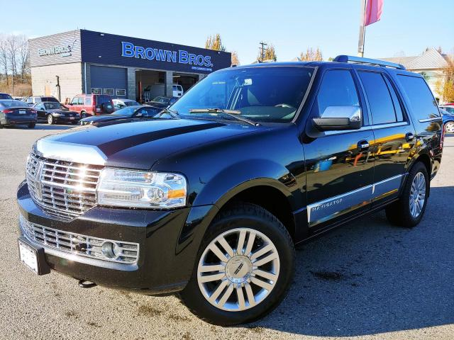 2013 Lincoln Navigator LOCAL, NO ACCIDENTS