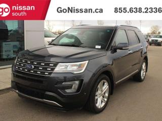 Used 2017 Ford Explorer 7 PASSENGER BLUETOOTH CRUISE CONTROL POWER SEATS for sale in Edmonton, AB