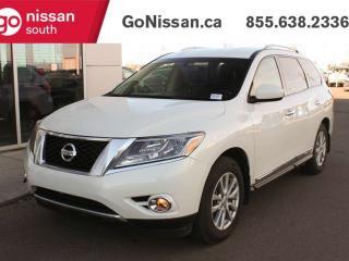 Used 2014 Nissan Pathfinder SL BACK UP CAMERA HEATED SEATS BLUETOOTH LEATHER SEATS for sale in Edmonton, AB