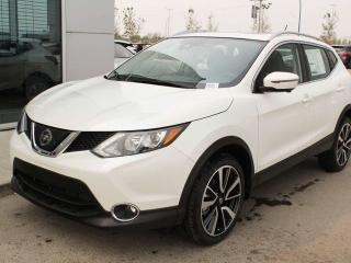 Used 2019 Nissan Qashqai SL BACK UP CAMERA HEATED SEATS BLUETOOTH LEATHER SEATS for sale in Edmonton, AB