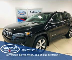 Used 2019 Jeep Cherokee Limited for sale in Rouyn-Noranda, QC