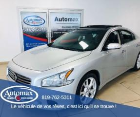 Used 2013 Nissan Maxima 3.5 SV for sale in Rouyn-Noranda, QC
