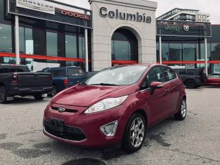 Used 2011 Ford Fiesta SES - Leather / Sunroof / 5spd Manual / No Dealer Fees for sale in Richmond, BC