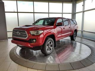 Used 2017 Toyota Tacoma One Owner! Canopy! Accident Free Carfax! for sale in Edmonton, AB