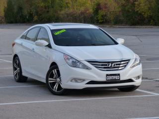 Used 2013 Hyundai Sonata LIMITED,LEATHER,FULLY LOADED,NO-ACCIDENTS,LIKE NEW for sale in Mississauga, ON