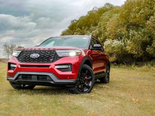 Used 2020 Ford Explorer ST for sale in Edmonton, AB