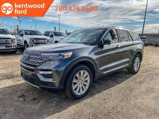 Used 2020 Ford Explorer LIMI for sale in Edmonton, AB