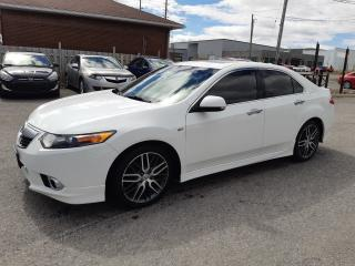 Used 2012 Acura TSX W/A-SPEC PKG for sale in Ottawa, ON