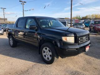 Used 2006 Honda Ridgeline EX-L, ACCIDENT FREE, WARRANTY, CERTIFIED for sale in Woodbridge, ON