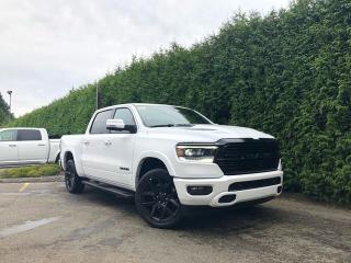Used 2020 RAM 1500 Laramie 4x4 Crew Cab 144.5 in. WB for sale in Surrey, BC