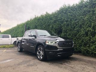 Used 2020 RAM 1500 Longhorn 4x4 Crew Cab 144.5 in. WB for sale in Surrey, BC