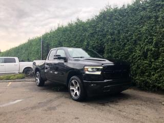 Used 2020 RAM 1500 Sport 4x4 Quad Cab 140.5 in. WB for sale in Surrey, BC