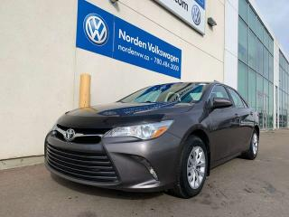 Used 2015 Toyota Camry LE AUTOMATIC - PWR PKG + HEATED SEATS! for sale in Edmonton, AB