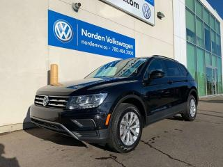 Used 2019 Volkswagen Tiguan TRENDLINE 4MOTION AWD - VW CERTIFIED for sale in Edmonton, AB