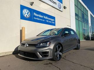 Used 2017 Volkswagen Golf R 2,0T 4MOTION AWD - TECH PKG! / CERTIFIED for sale in Edmonton, AB