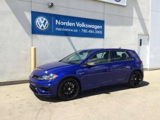 Used 2019 Volkswagen Golf R for sale in Edmonton, AB