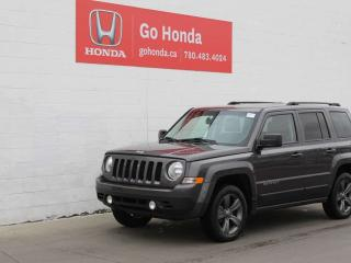 Used 2015 Jeep Patriot HIGH ALTITUDE 4WD for sale in Edmonton, AB