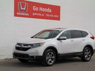 Used 2019 Honda CR-V EX-L for sale in Edmonton, AB