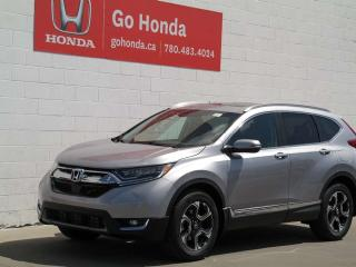 Used 2019 Honda CR-V TOUR for sale in Edmonton, AB