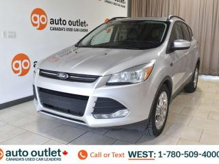 Used 2014 Ford Escape Se, 2.0L I4, 4wd, Navigation, Heated leather seats, Backup camera, Bluetooth, Sunroof/Moonroof for sale in Edmonton, AB