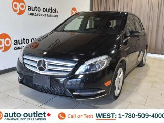 Used 2014 Mercedes-Benz B-Class B250, 2.0L I4, Turbo, Fwd, Hatchback, Heated leather seats, Backup camera, Bluetooth for sale in Edmonton, AB