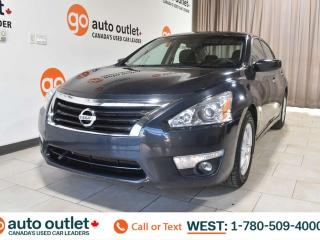 Used 2015 Nissan Altima Sv, 2.5L I4, Fwd, Heated cloth seats, Backup camera, Bluetooth for sale in Edmonton, AB