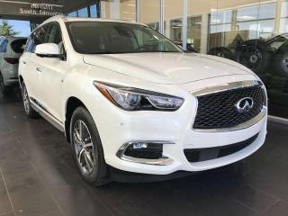 Used 2020 Infiniti QX60 Essential 4dr AWD Sport Utility for sale in Edmonton, AB