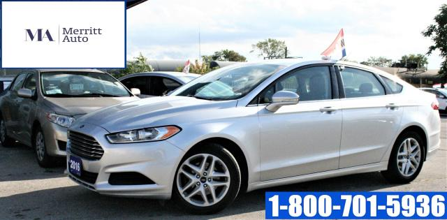 2016 Ford Fusion SE | ONLY $86 BIWEEKLY! Certified| Backup camera|