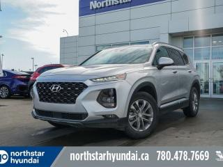 Used 2019 Hyundai Santa Fe ESSENTIALSAFTEYPACK/AWD/BACKUPCAMERA/HEATED SEATS/BLUETOOTH/AC for sale in Edmonton, AB