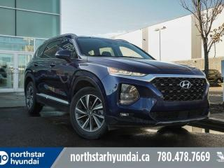 Used 2019 Hyundai Santa Fe PREFERRED FWD: SAFETY PKG, APPLE CARPLAY/HEATED SEATS AND STEERING/PROXY KEY for sale in Edmonton, AB