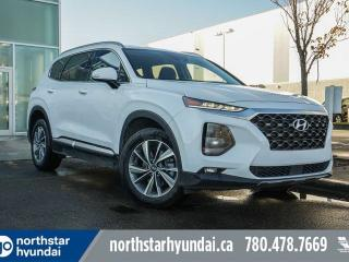 Used 2019 Hyundai Santa Fe PREFERRED/AWD/APPLECARPLAY/8`TOUCHSCREEN/HEATED SEATS/PUSHBUTTON for sale in Edmonton, AB