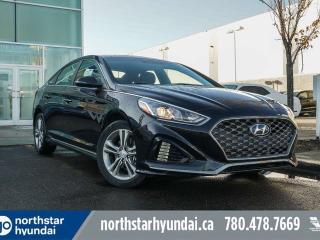 Used 2019 Hyundai Sonata ESSENTIAL/SUNROOF/BACK UP CAMERA/HEATED SEATS/BLUETOOTH/AC for sale in Edmonton, AB